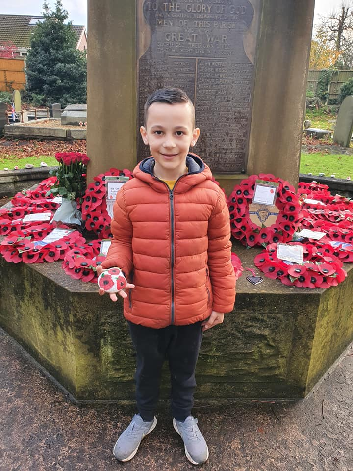 Oct 20 – Beavers – Remembrance day