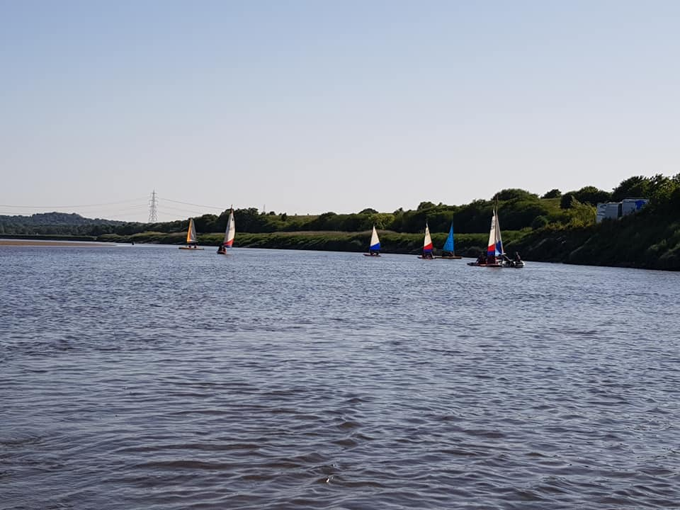 July 2019 – Scouts – Sailing