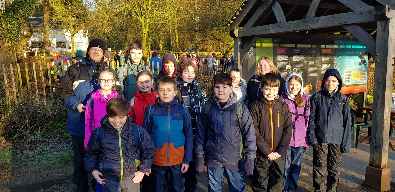 Sept 2019 – Scouts – Caving at Alderley Edge